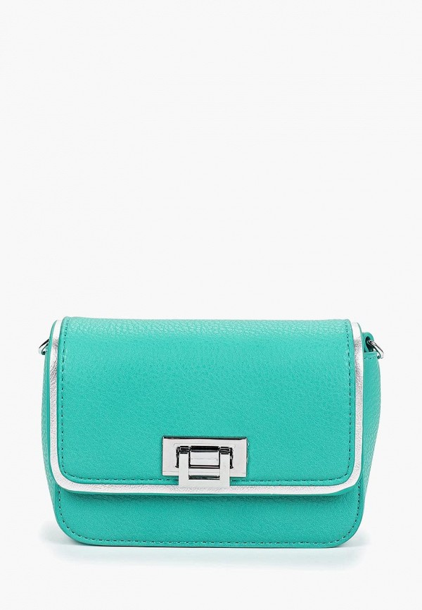 женская сумка baggini, зеленая