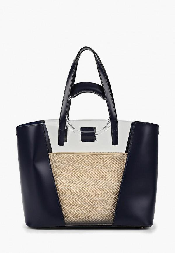 женская сумка baggini, разноцветная