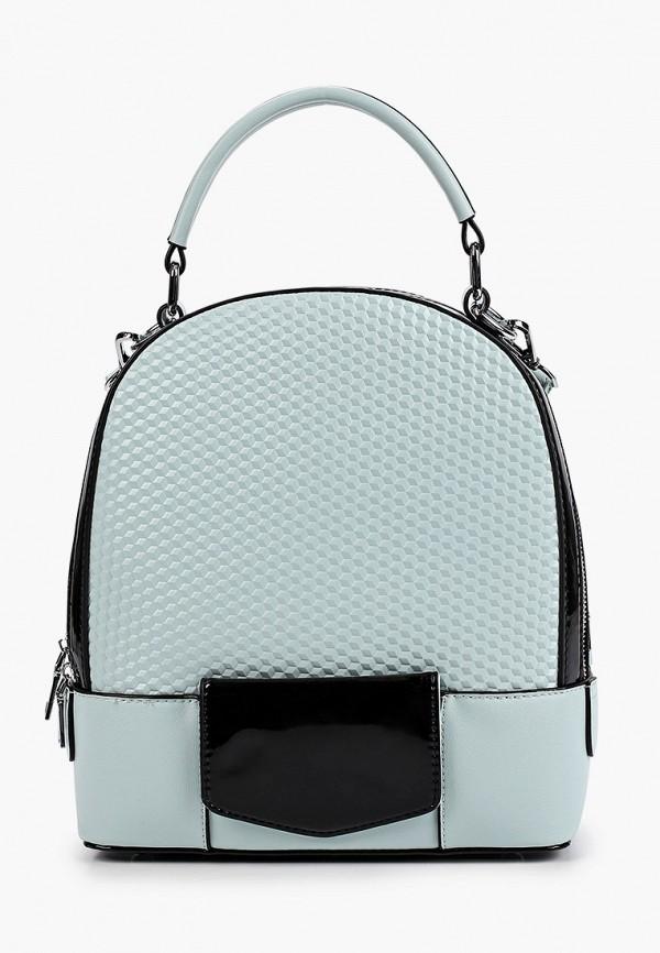 женский рюкзак baggini, бирюзовый