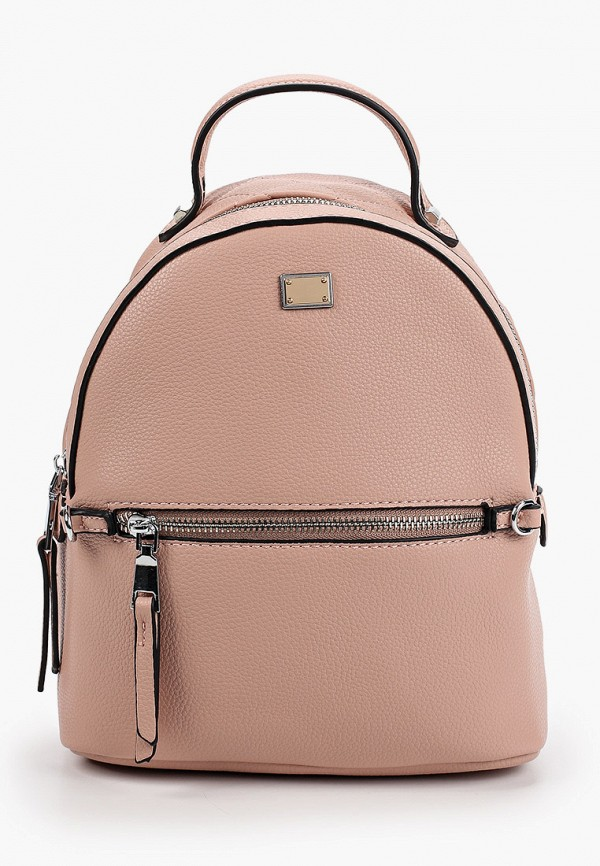 женский рюкзак baggini, розовый