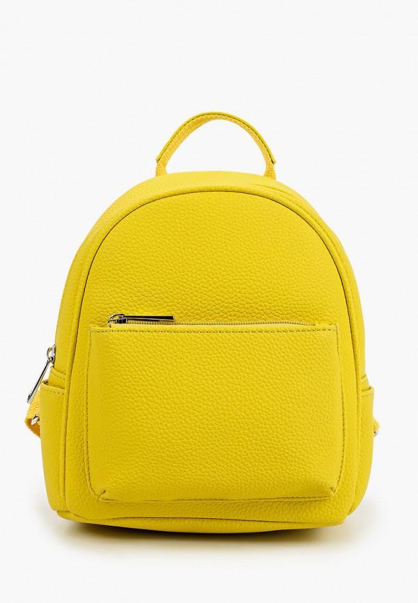 женский рюкзак baggini, желтый