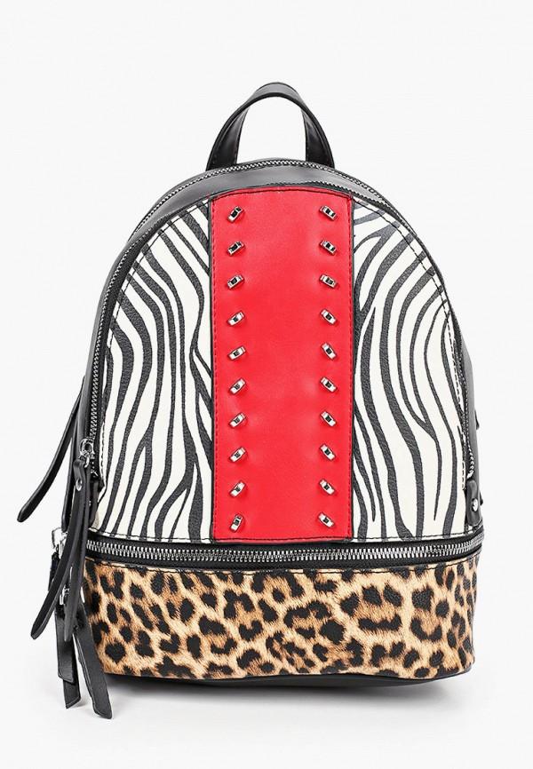 женский рюкзак baggini, разноцветный