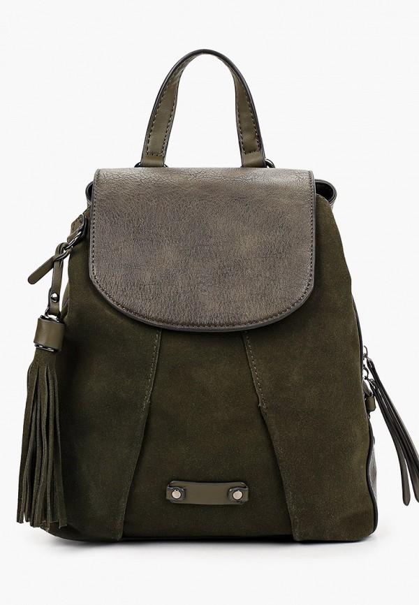 женский рюкзак baggini, хаки