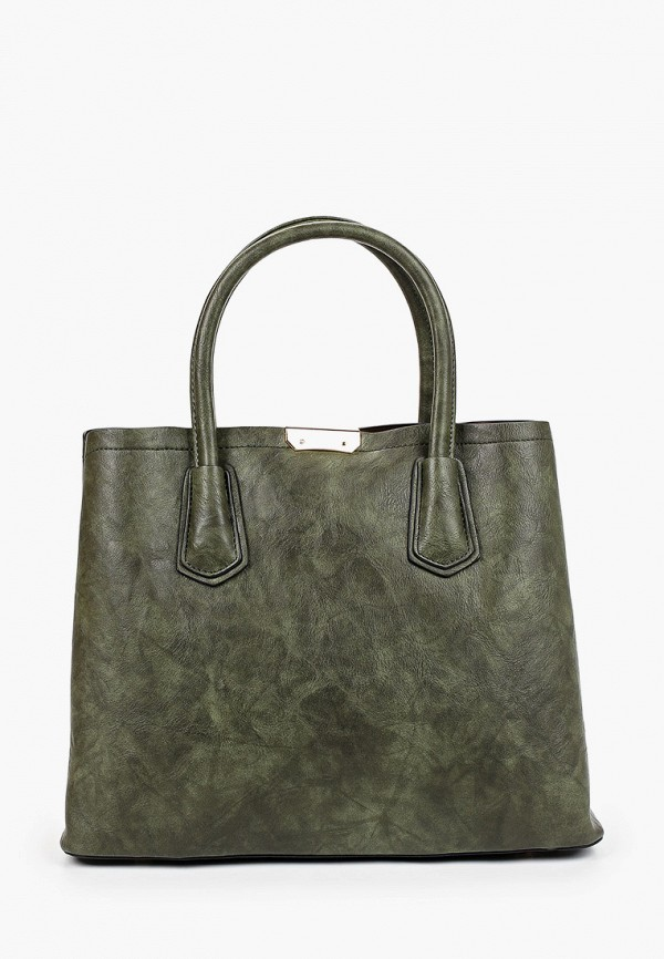 женская сумка baggini, хаки