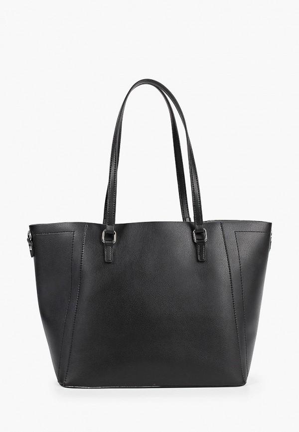 женская сумка baggini, черная