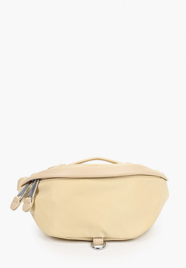 женская поясные сумка baggini, бежевая