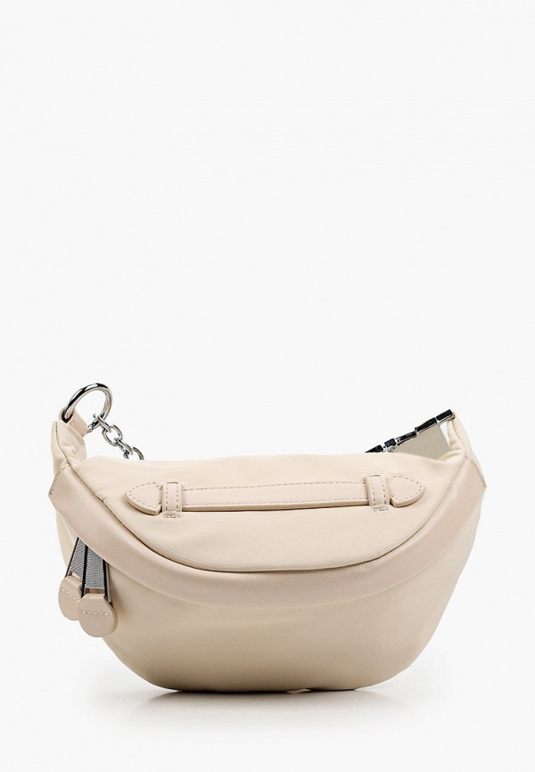 женская сумка baggini, бежевая