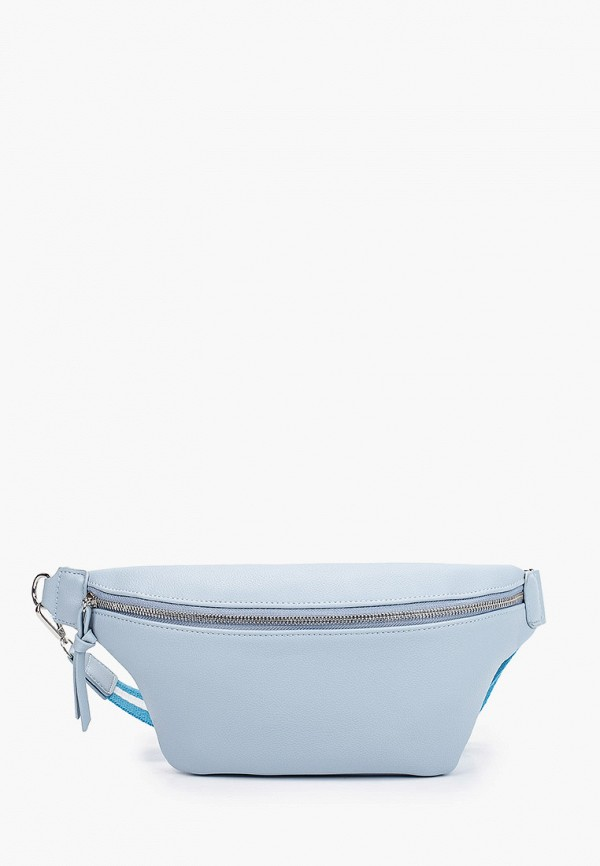 женская поясные сумка baggini, голубая