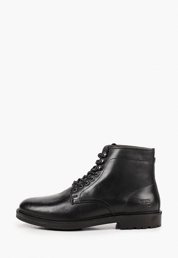 мужские ботинки barbour, черные