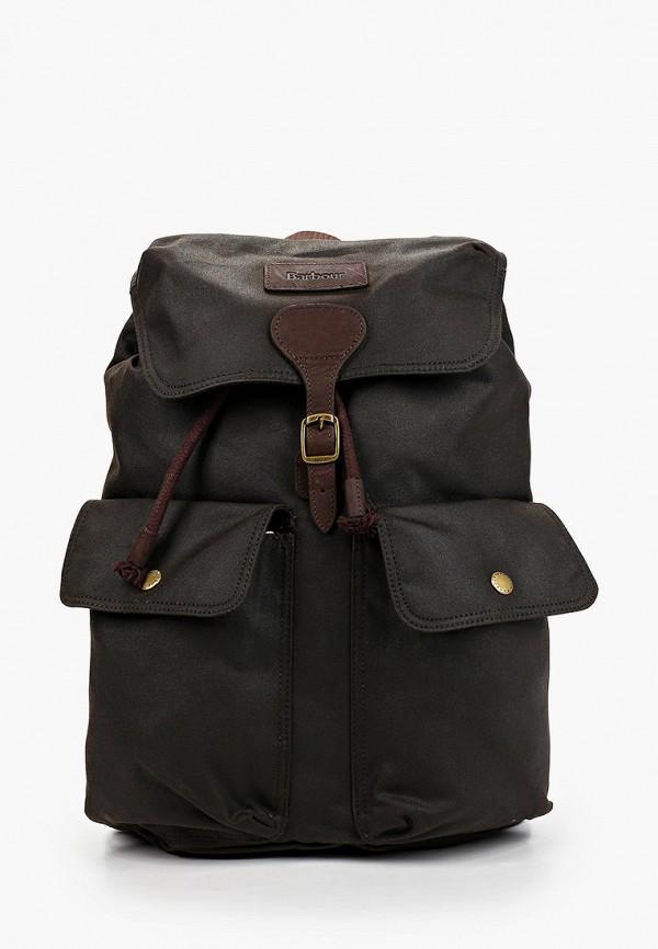мужской рюкзак barbour, коричневый