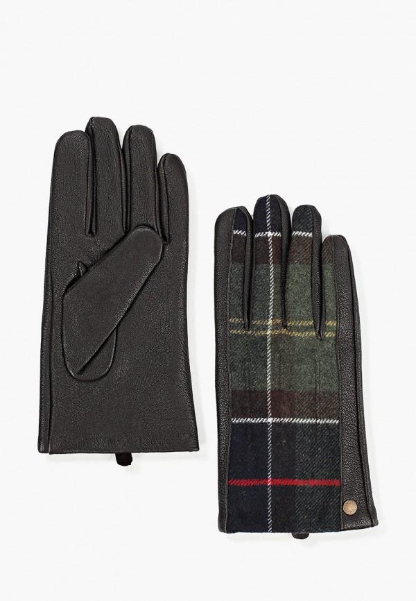 мужские кожаные перчатки barbour, разноцветные