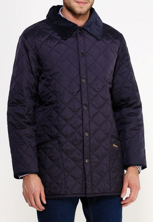 Куртка утепленная Barbour Barbour BA041EMGOF07 barbour heritage felted fairisle crew navy