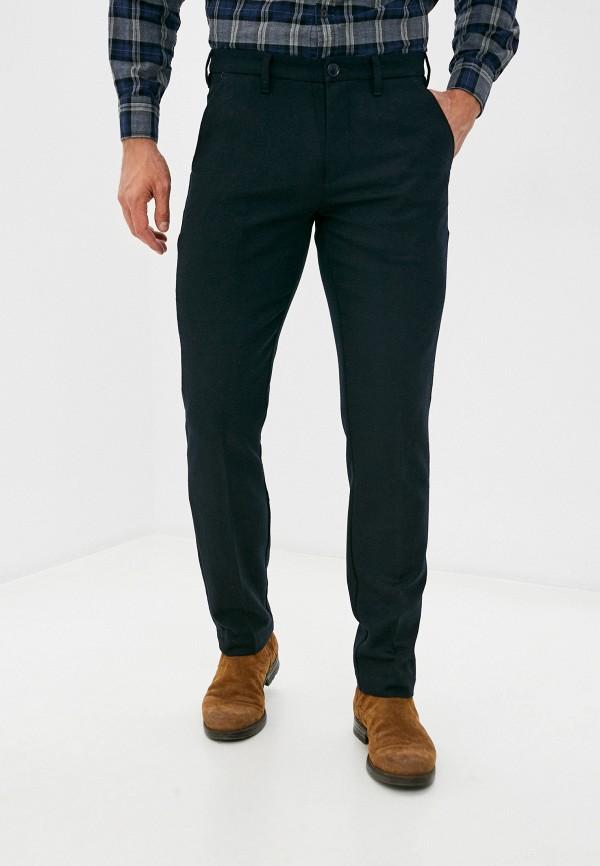мужские классические брюки barbour, синие