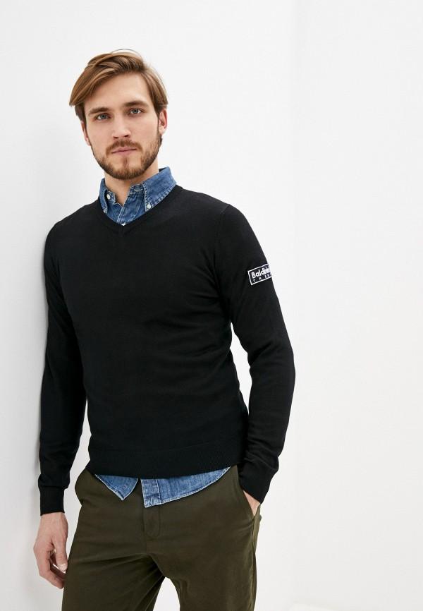 мужской пуловер baldinini, черный