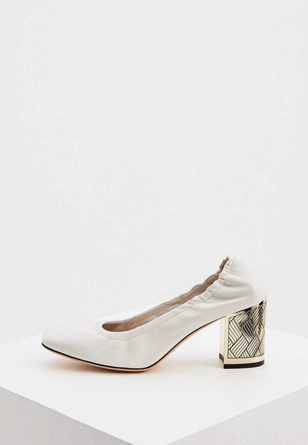 женские туфли ballin, белые