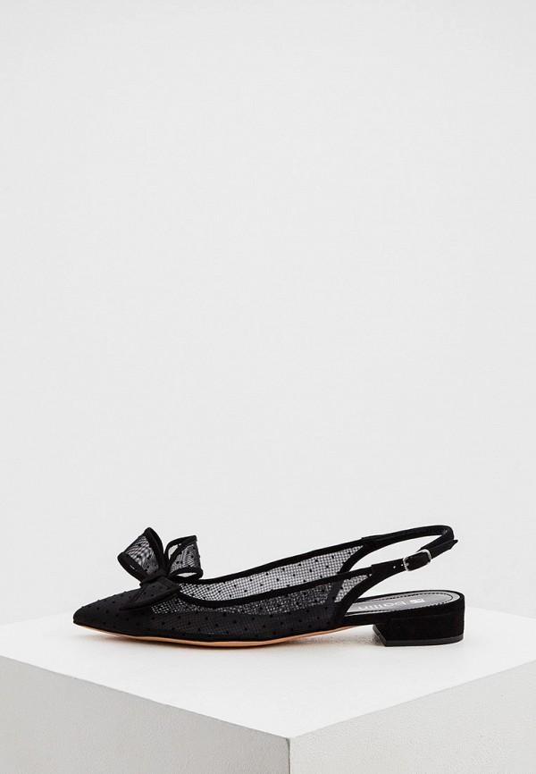 женские туфли ballin, черные