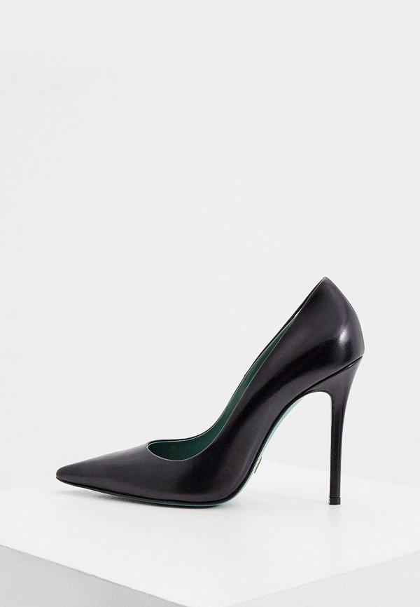 женские туфли ballin, серебряные