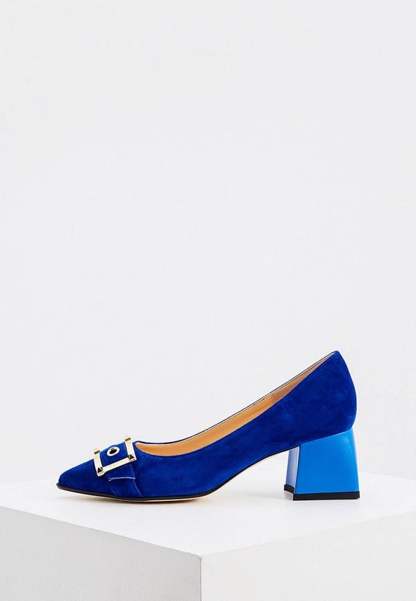 женские туфли ballin, синие