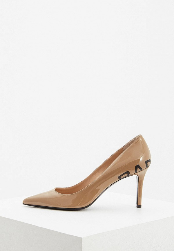 женские туфли barbara bui, бежевые