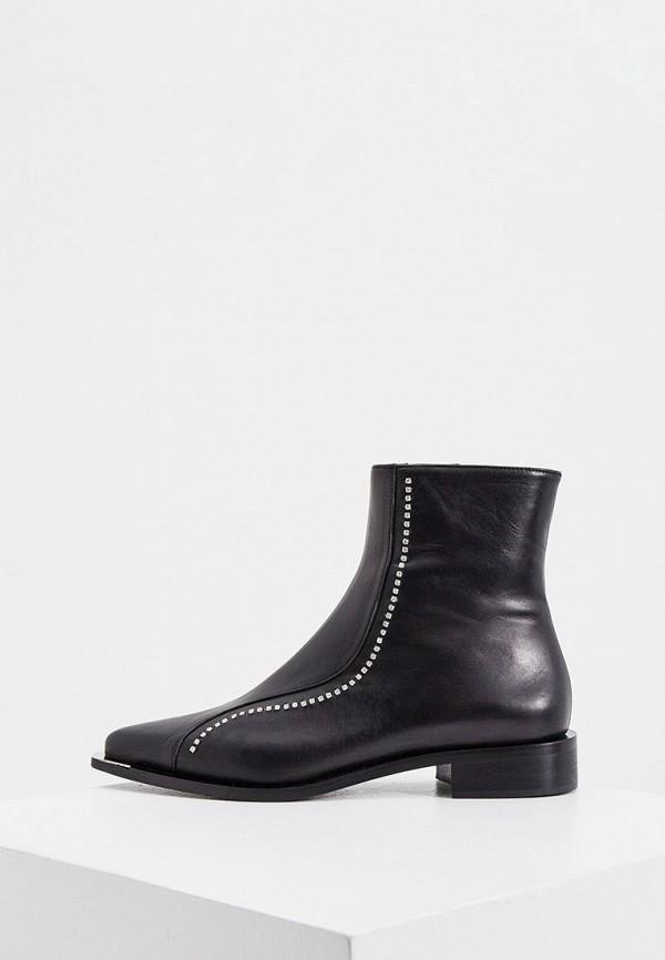 женские ботинки barbara bui, черные