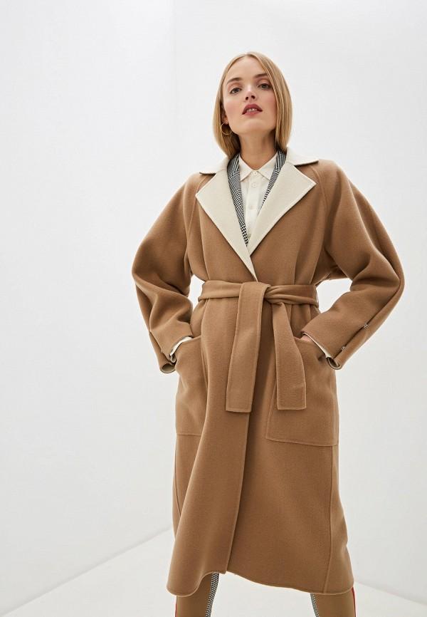 Пальто Barbara Bui Barbara Bui BA055EWHDJL8