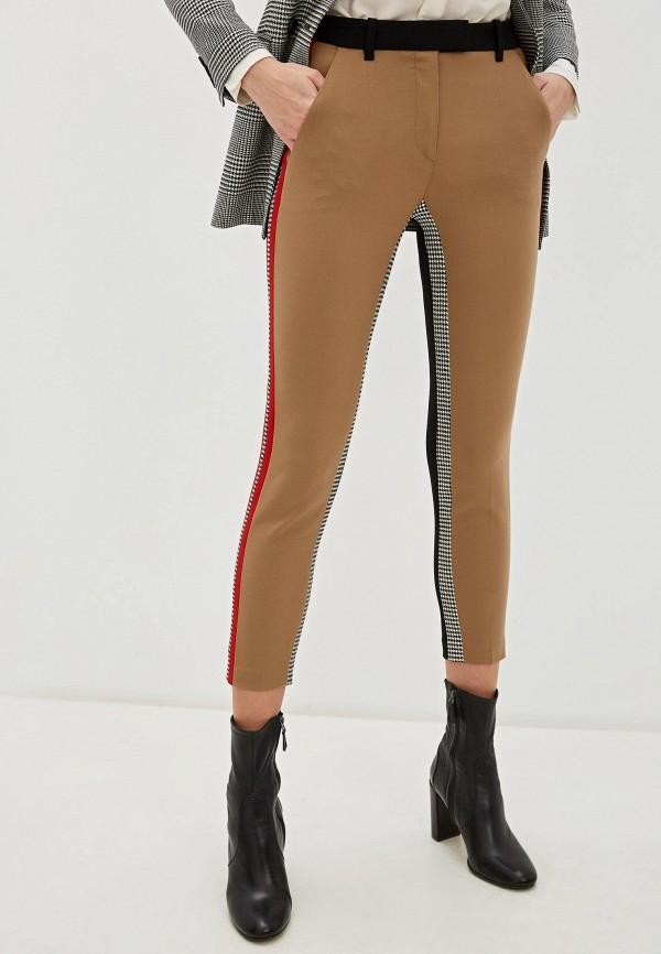 женские классические брюки barbara bui, разноцветные