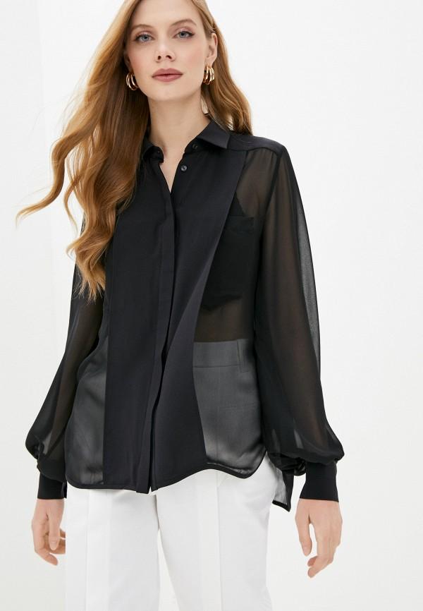 женская блузка barbara bui, черная