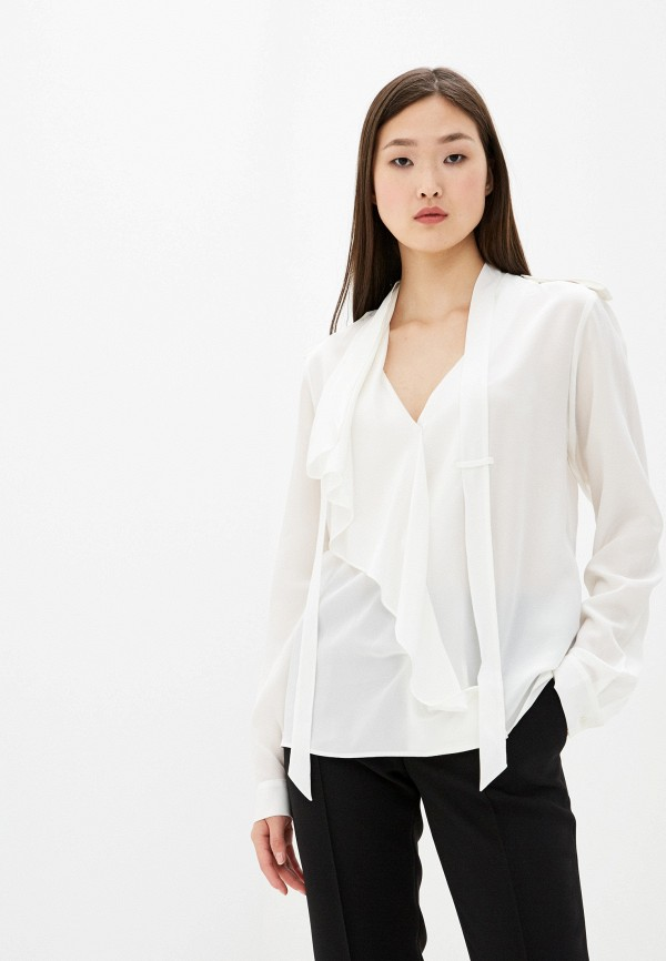женская блузка barbara bui, белая