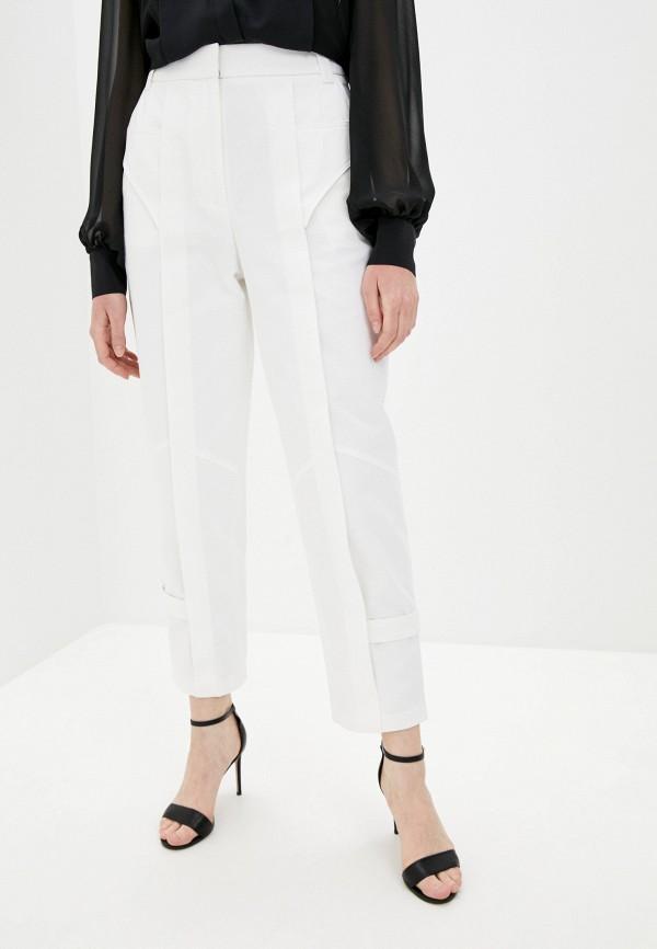 женские повседневные брюки barbara bui, белые