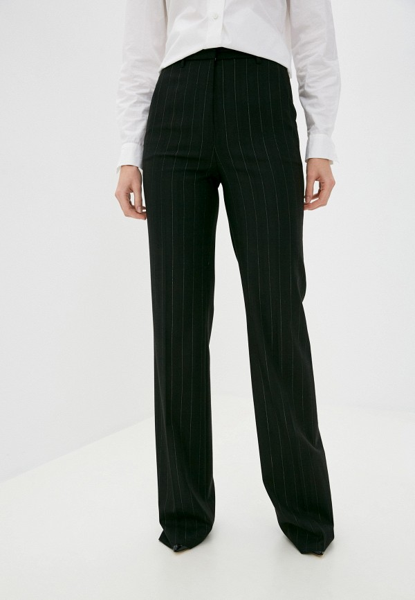 женские повседневные брюки barbara bui, черные