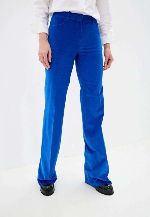 женские повседневные брюки barbara bui, синие