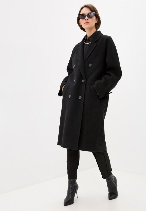 женское пальто barbara bui, черное