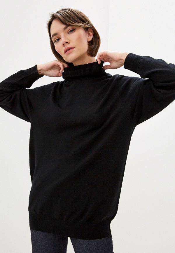 женская водолазка barbara bui, черная