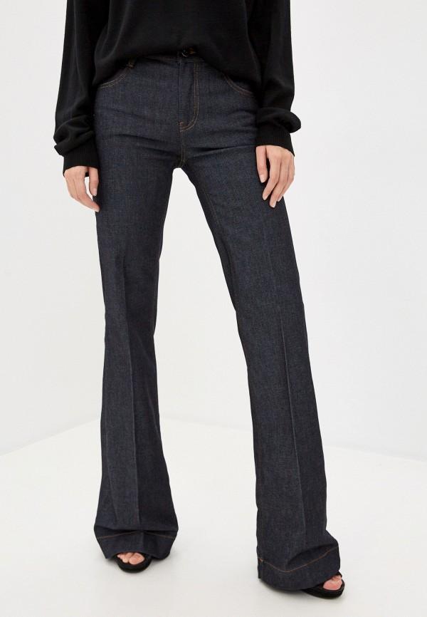 женские джинсы клеш barbara bui, синие