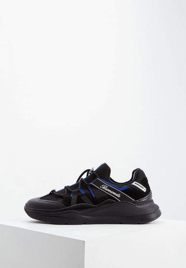 мужские кроссовки barracuda, черные