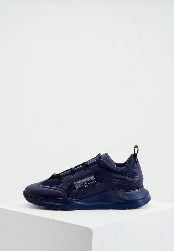 мужские кроссовки barracuda, синие