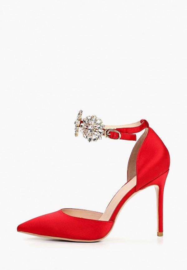 Туфли с открытой стопой Basconi