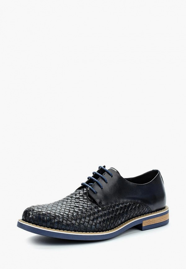 мужские туфли bata, синие