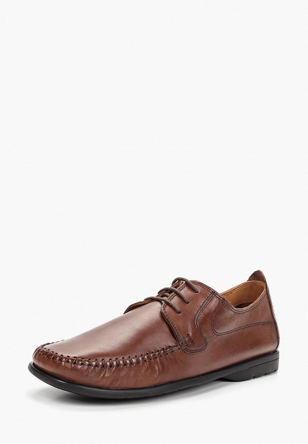 Фото 2 - мужские туфли Bata коричневого цвета