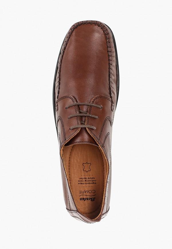 Фото 4 - мужские туфли Bata коричневого цвета
