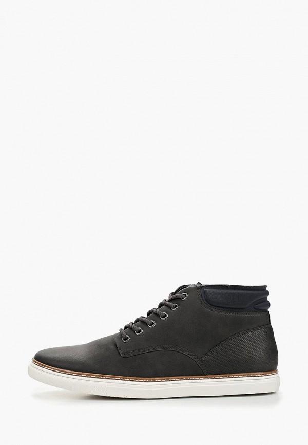 мужские ботинки bata, серые