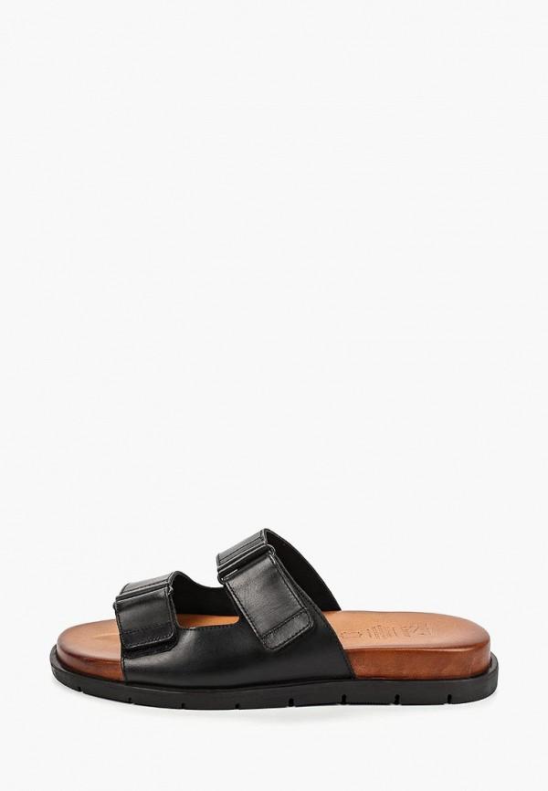 мужские сандалии bata, черные