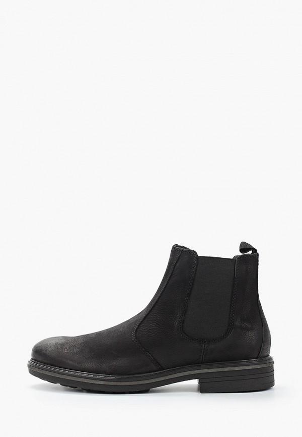 мужские ботинки bata, черные