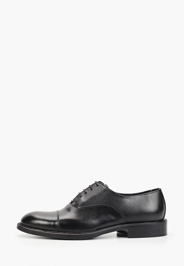 мужские туфли bata, черные