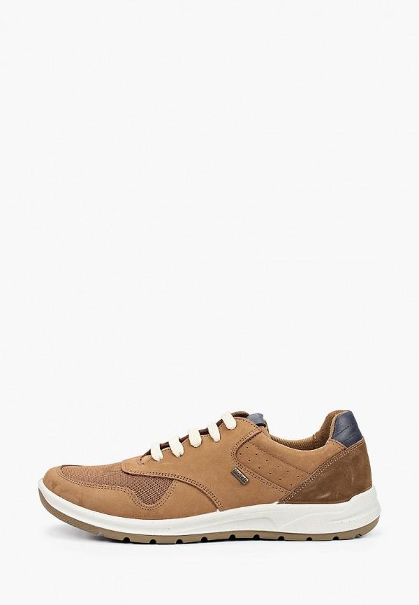 мужские низкие кроссовки bata, коричневые