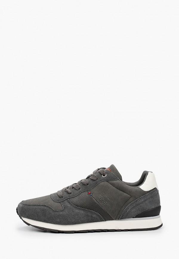 мужские низкие кроссовки bata, серые