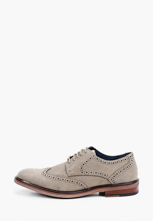 мужские туфли bata, бежевые