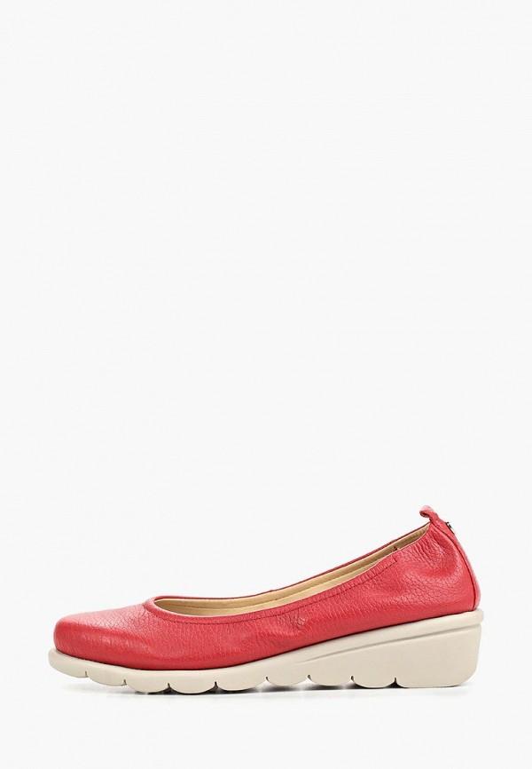 женские туфли bata, красные