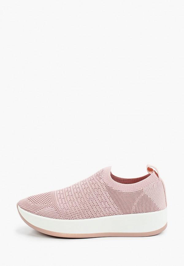 женские кроссовки bata, розовые