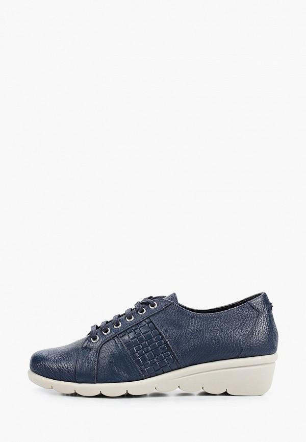 женские ботинки bata, синие